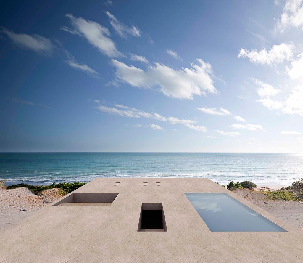 House of the infinite by alberto campo baeza metalocus - Terraza casa de campo ...