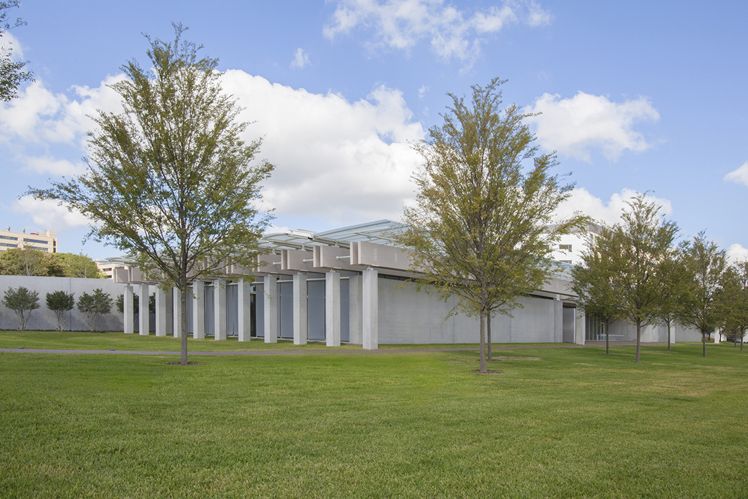 my experience at kimbell art museum