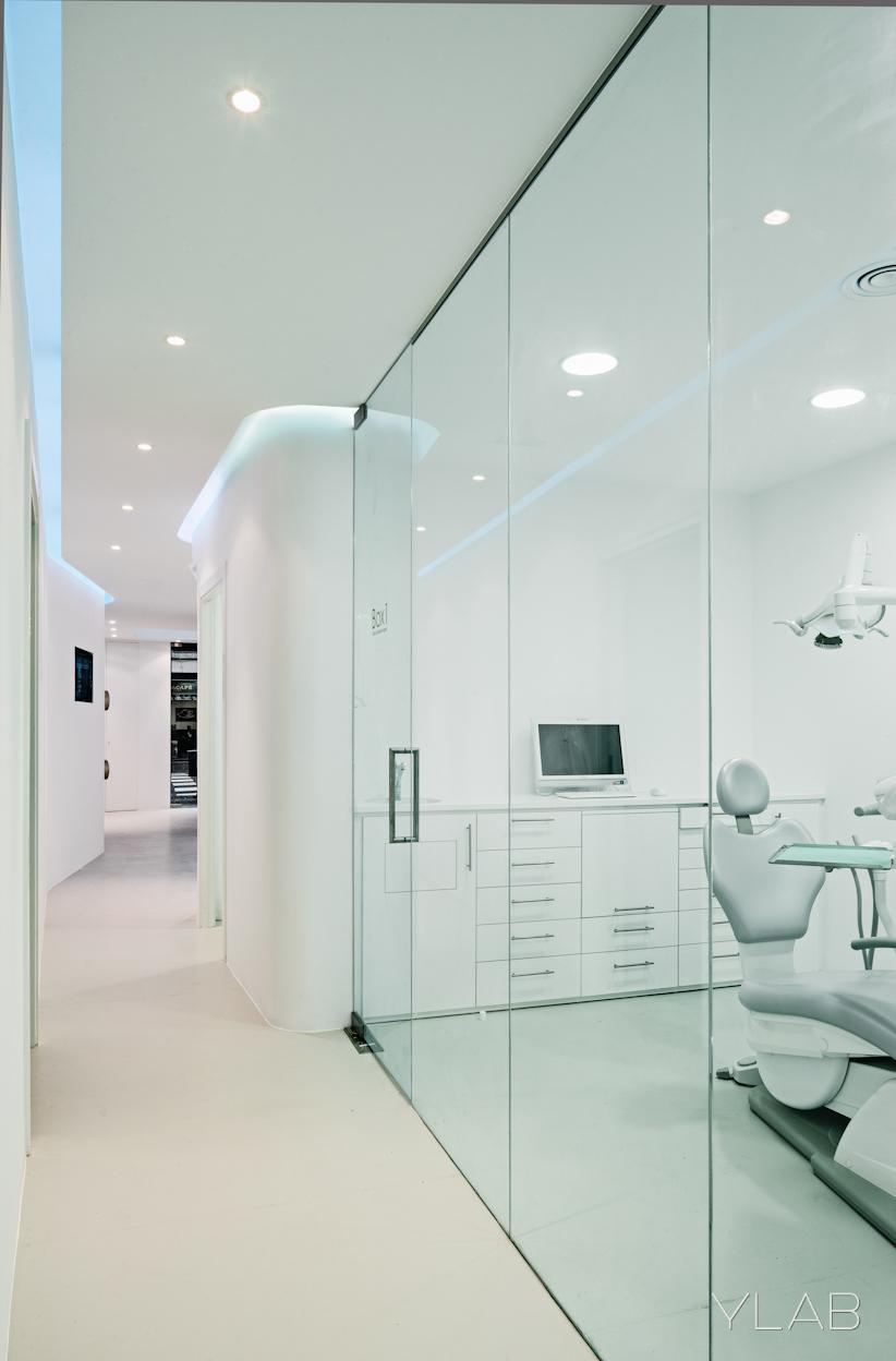 "Clínica Dental ""Dental Angels"" por YLAB Arquitectos Barcelona ..."