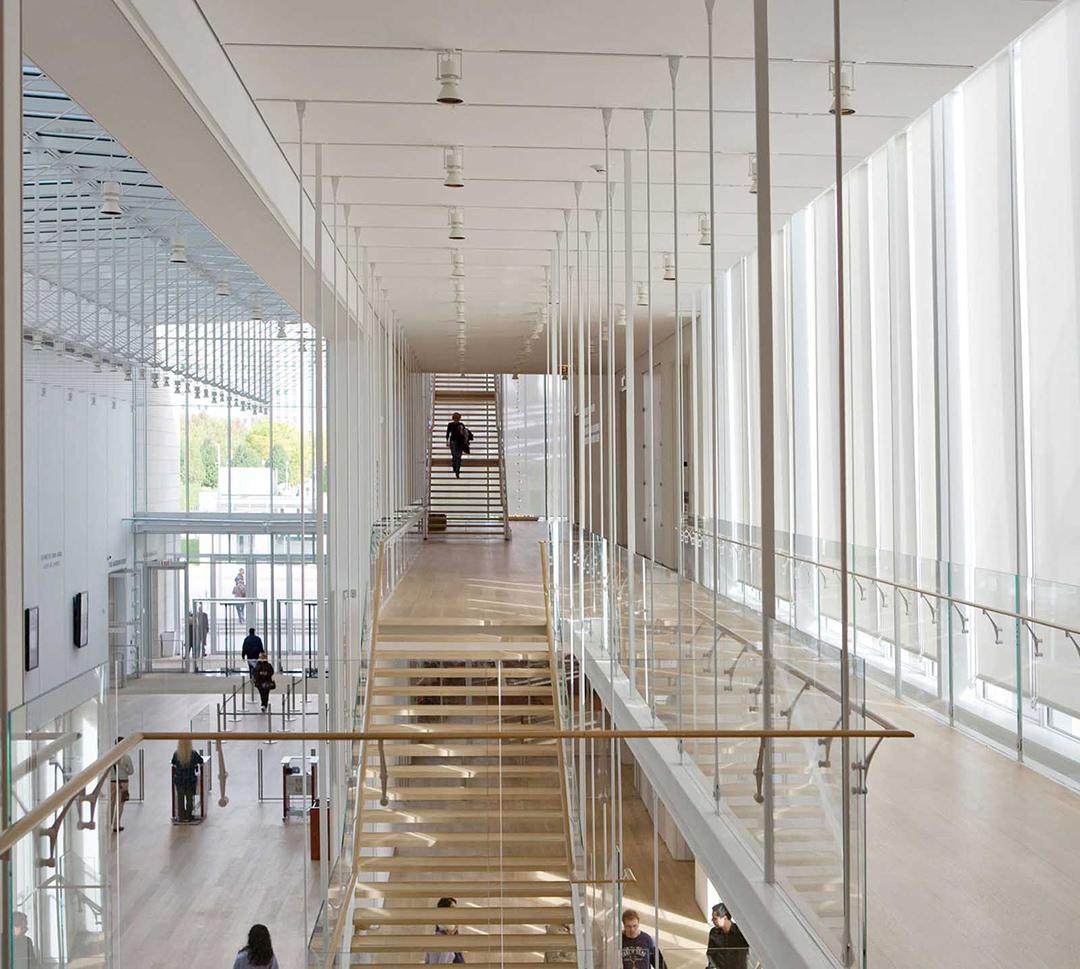 Art Institute Of Chicago Interior Design