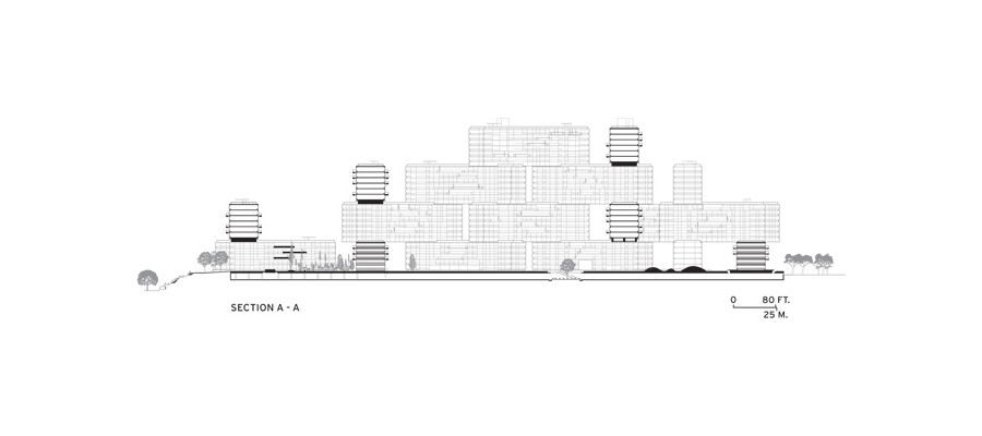 The interlace by oma ctbuh award 2014 metalocus - Office for metropolitan architecture oma ...