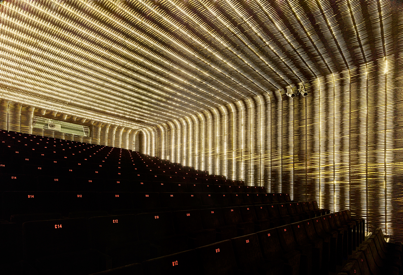 Opening spanish pavilion biennale di venezia 2014 - Caja arquitectos madrid ...