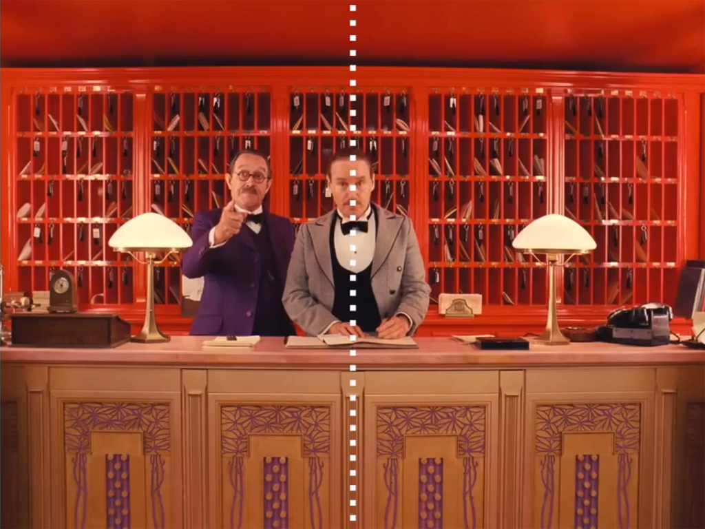 The Symmetry Of Wes Anderson Metalocus