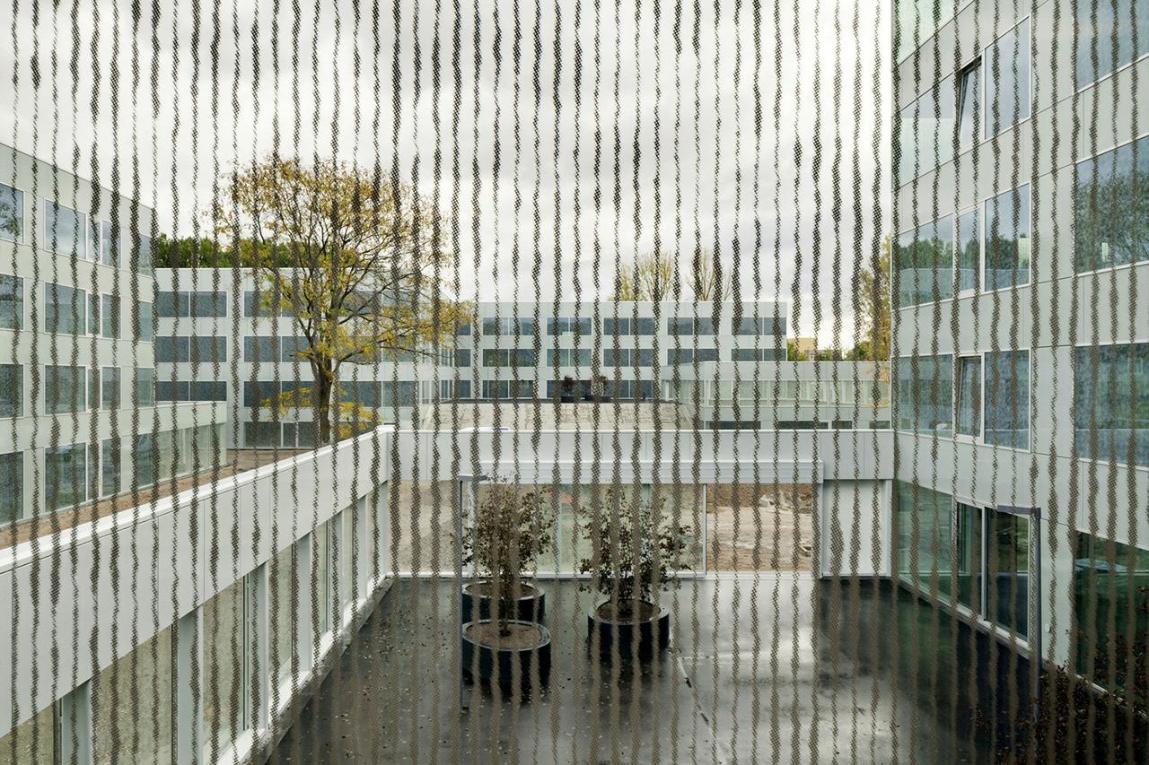 New Campus Hoogvliet By Waa Metalocus