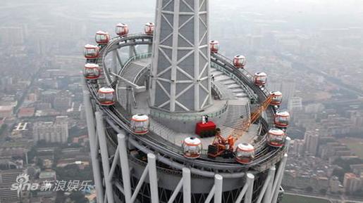Guangzhou Tv Tower Canton Tower Ź�州塔 Metalocus