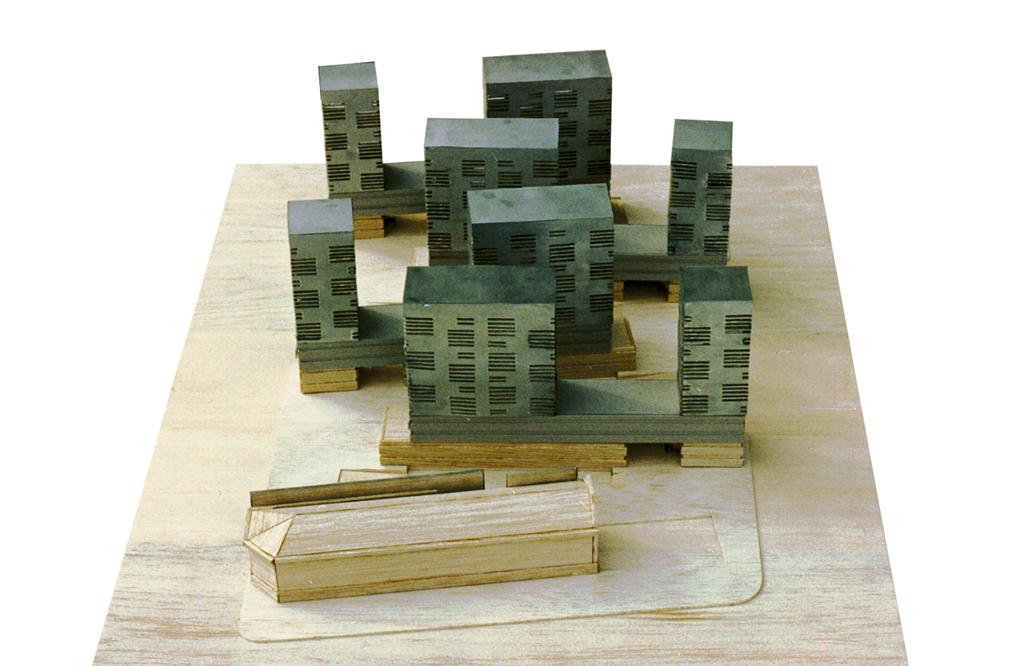 Aranguren gallegos arquitectos in focus metalocus - Ets arquitectura madrid ...