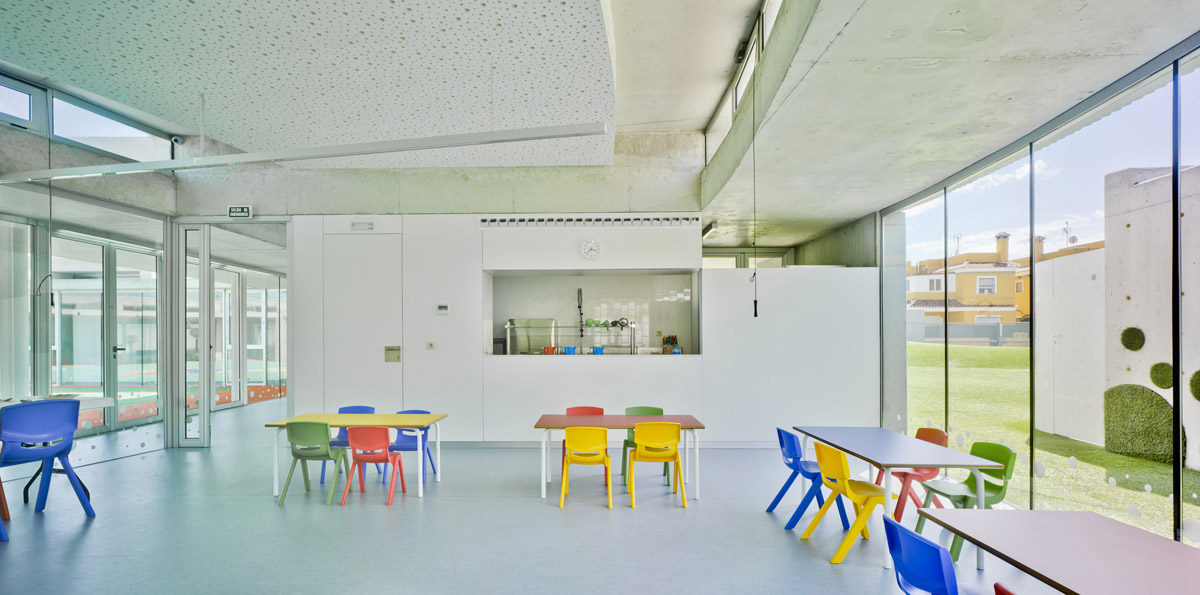 Nursery School in Callosa | METALOCUS