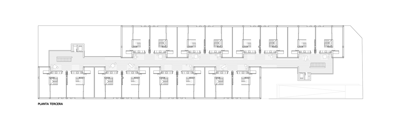 32 Social Housing Units in San Vicente del Raspeig – Social Housing Plans