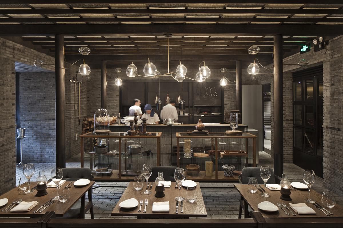 Capo Italian Restaurant Metalocus