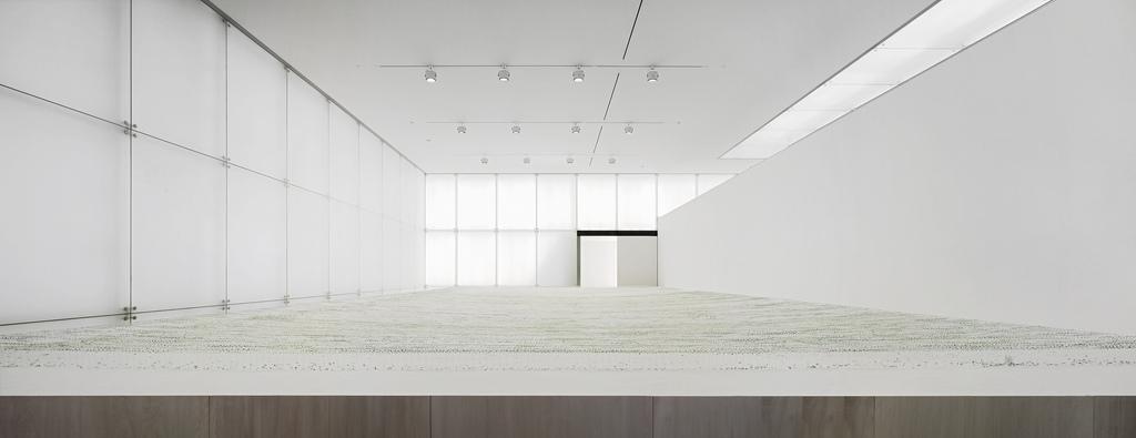 Junya ishigami another scale of architecture horizon toyota municipal museum of art