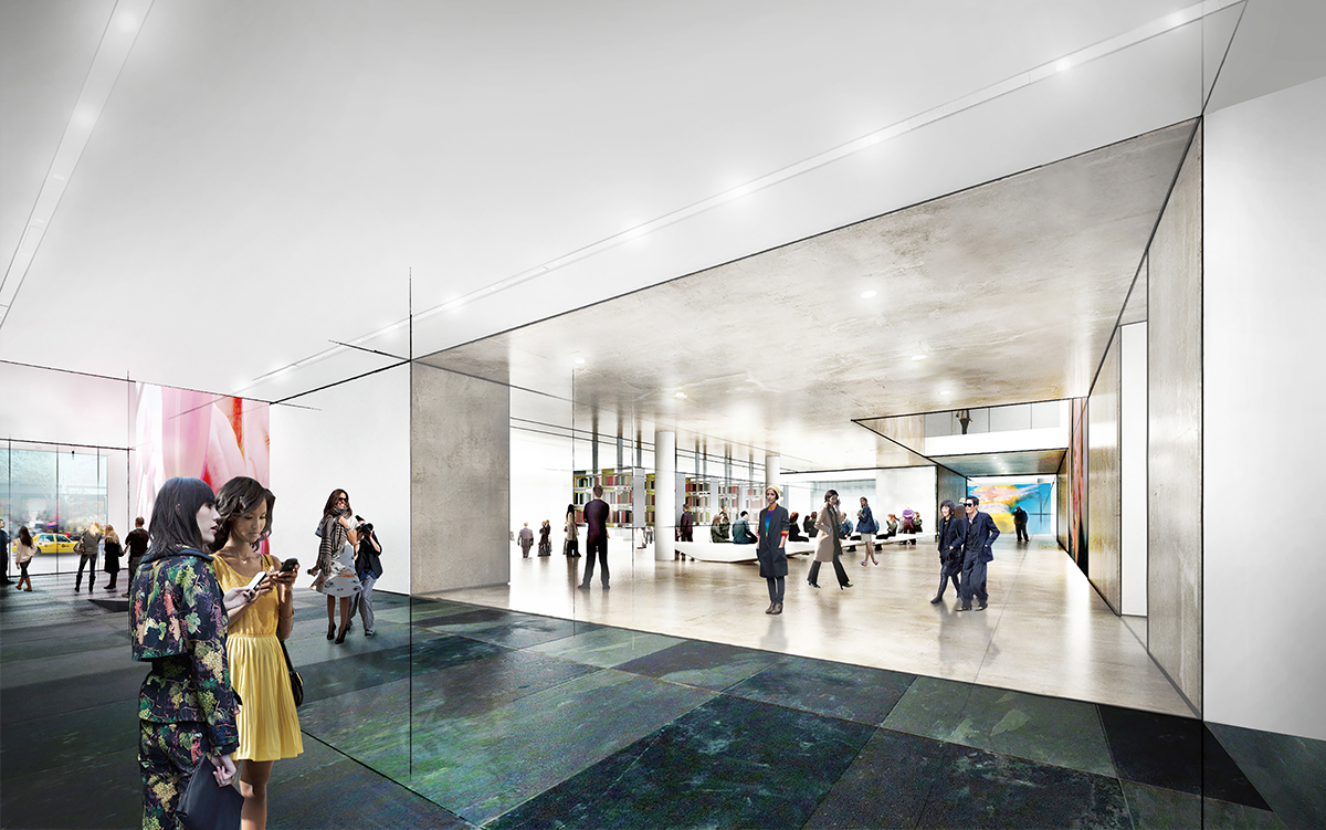 Moma Approved The Project By Diller Scofidio Renfro