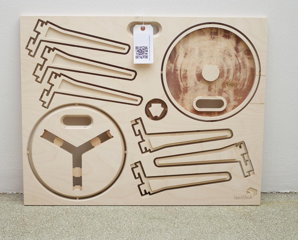 Opendesk El Mobiliario De Dise O En C Digo Abierto Metalocus # Muebles Codigo Abierto