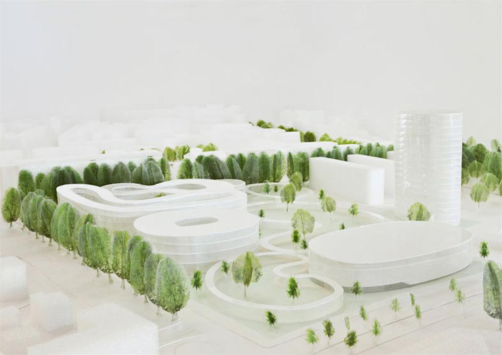 Nuevo campus bocconi por sanaa metalocus for Ufficio stampa design milano