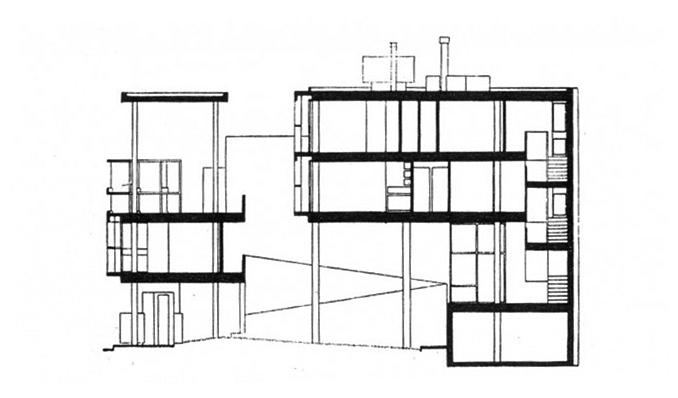 Footage casa curutchet le corbusier 49 53 metalocus - Le corbusier casas ...