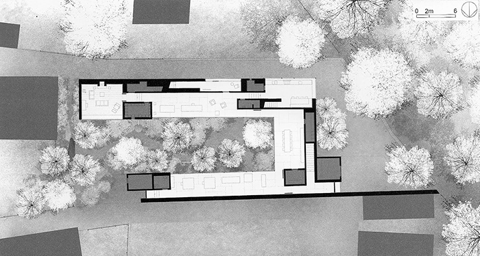 Material Aspect Through Peter Zumthor S Two Most Personal Works 1 2