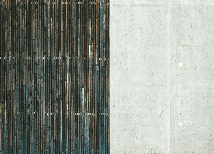 Material Aspect Through Peter Zumthor S Two Most Personal Works 2 2