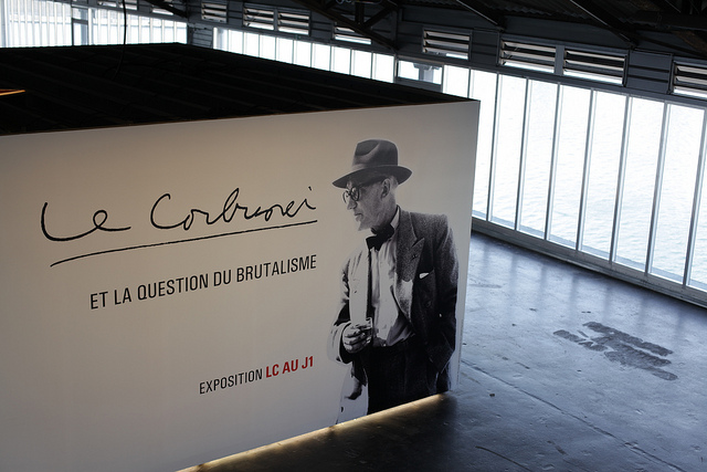 le corbusier y la cuestin del brutalismo en el lc au j marsella francia photo chlo heyraud
