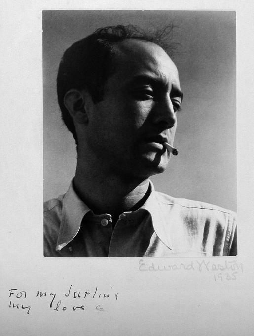 Isamu Noguchi, 1935