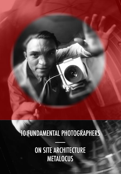 10 Fotógrafos Españoles de Arquitectura