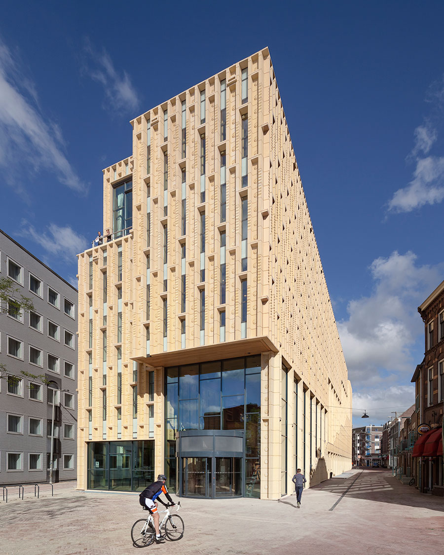 Four The Best Building: Culture House Rozet, 2014 Best Dutch Building Of The Year