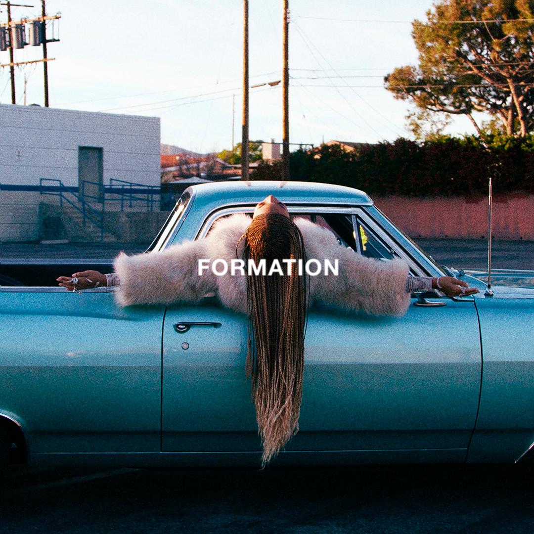 """Portada de """"Formation"""" por Beyoncé"""