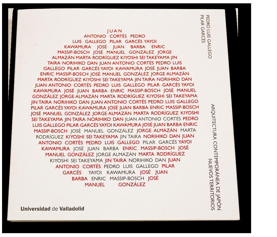 Imagen de portada del libro Arquitectura Contemporánea de Japón: Nuevos territorios