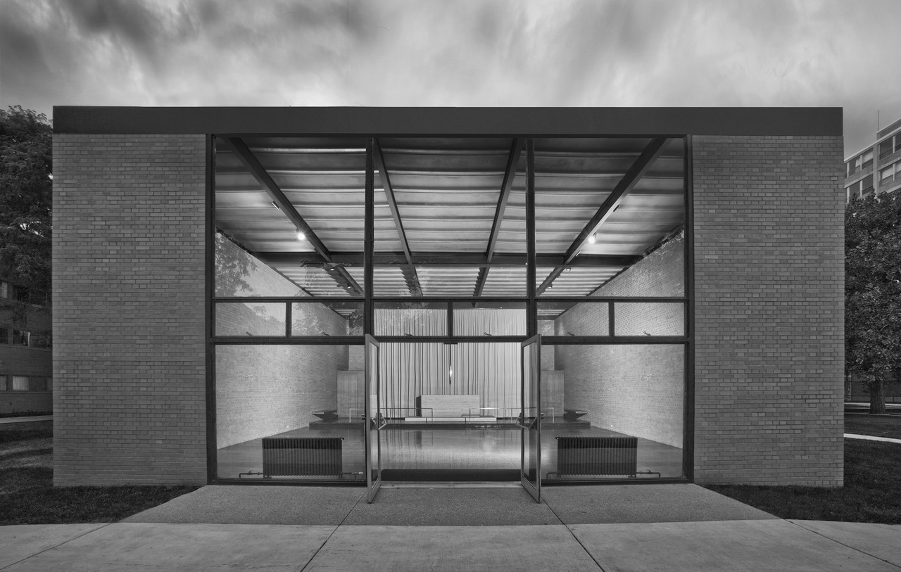Mies Van Der Rohe En El Iit De Chicago Metalocus # Werkbund Muebles