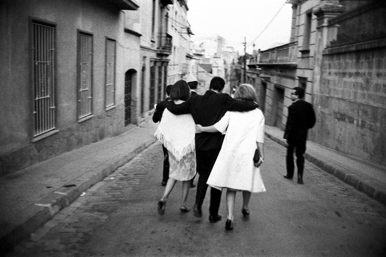 Xavier Miserachs, Barcelona, 1962. Col·lecció MACBA. Centre d'Estudis i Documentació. Fons Xavier Miserachs © Hereves / Xavier Miserachs