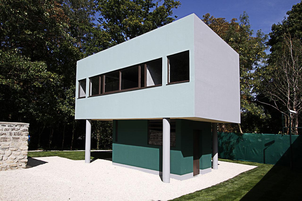 Abierta al p blico la casa del jardinero de villa savoye for Casa la villa