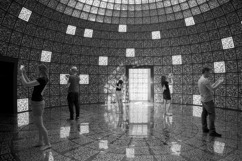 Russian pavilion, 13th International Architecture Exhibition. Photography © Patricia Parinejad