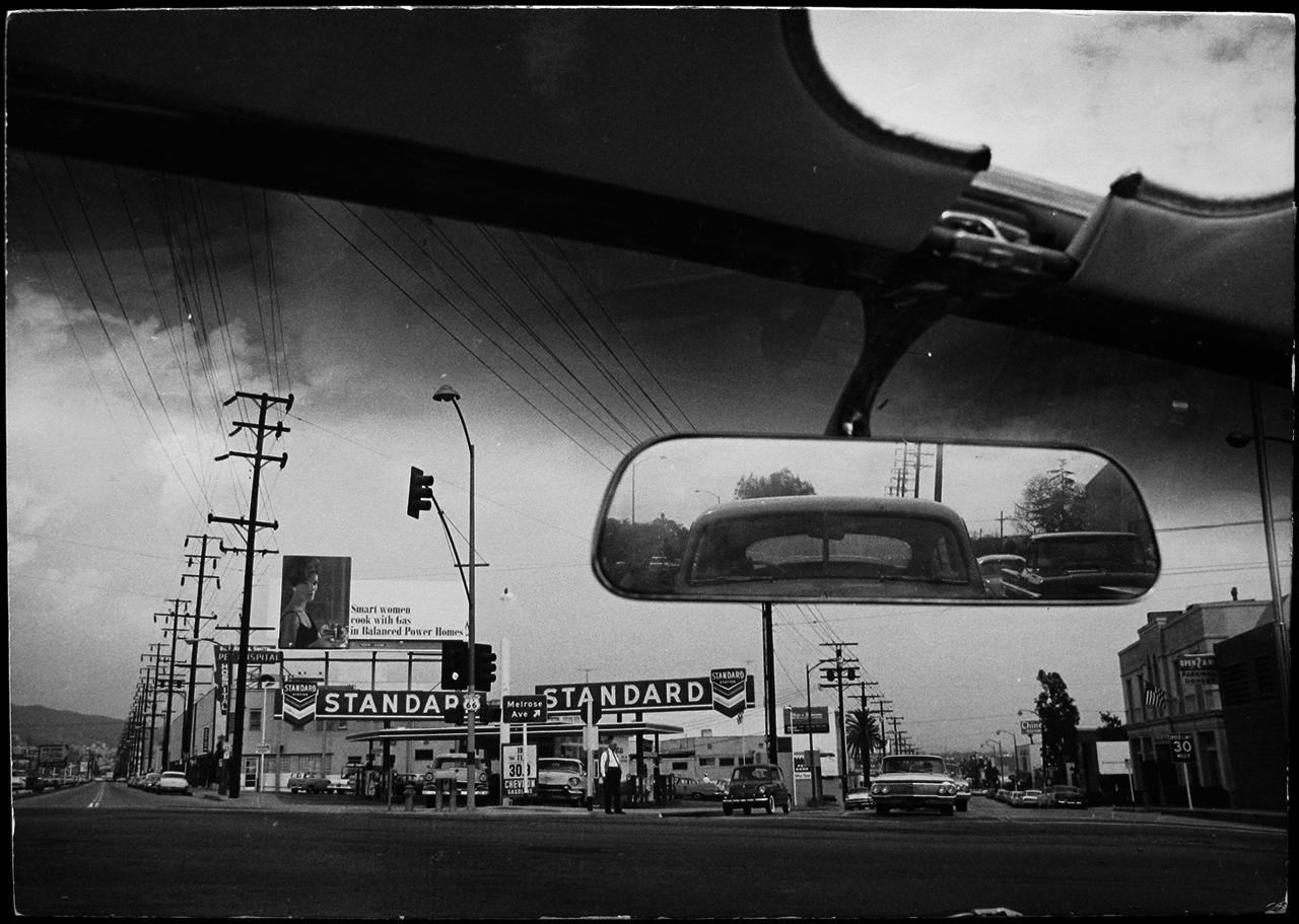 Dennis Hopper, Double Standard, 1961. Los Angeles. Cortesía de la Royal Academy of Arts