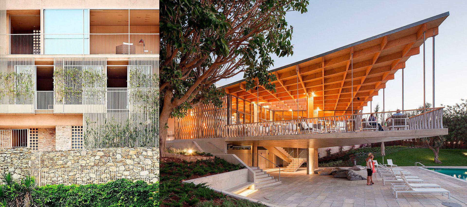 Casa Bastida Begur y Ozadi Tavira Hotel