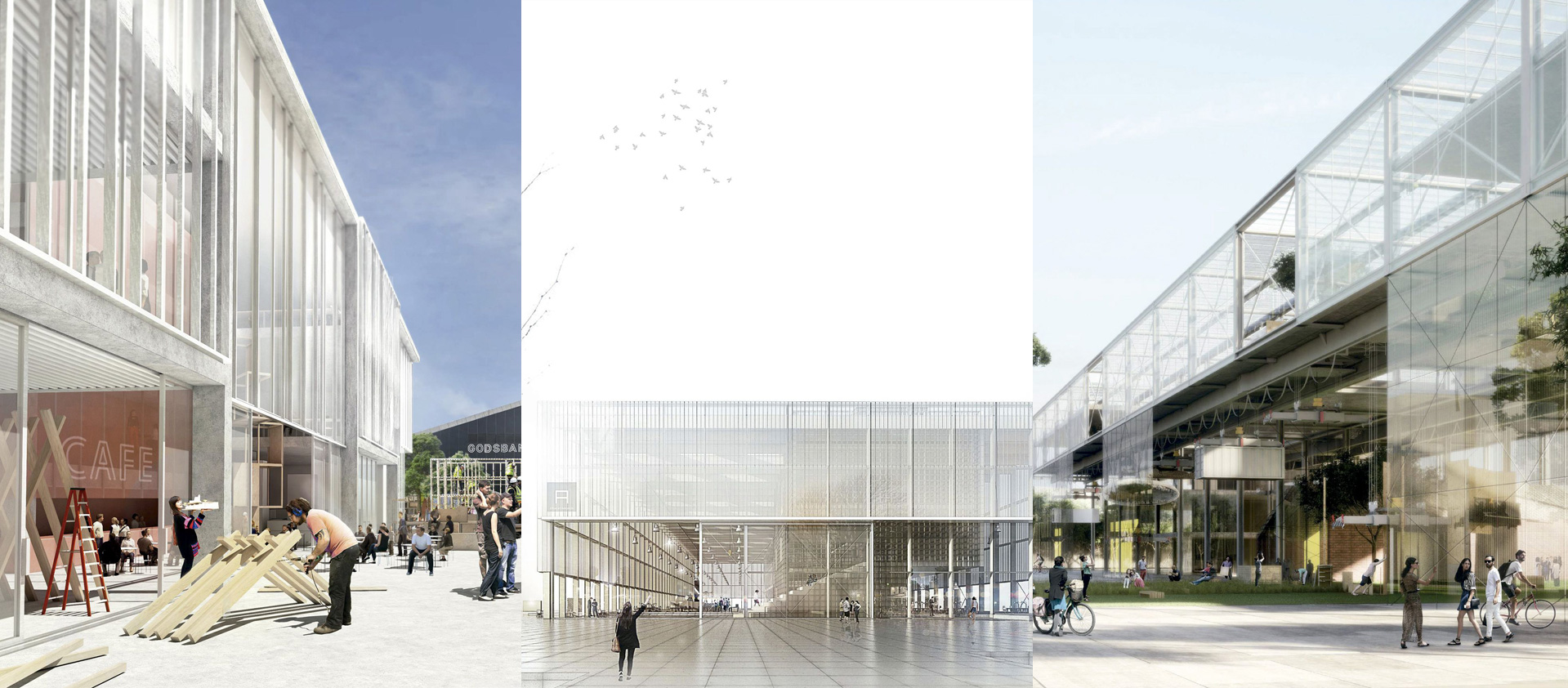 Winners of the competition for the New Aarhus School of ...
