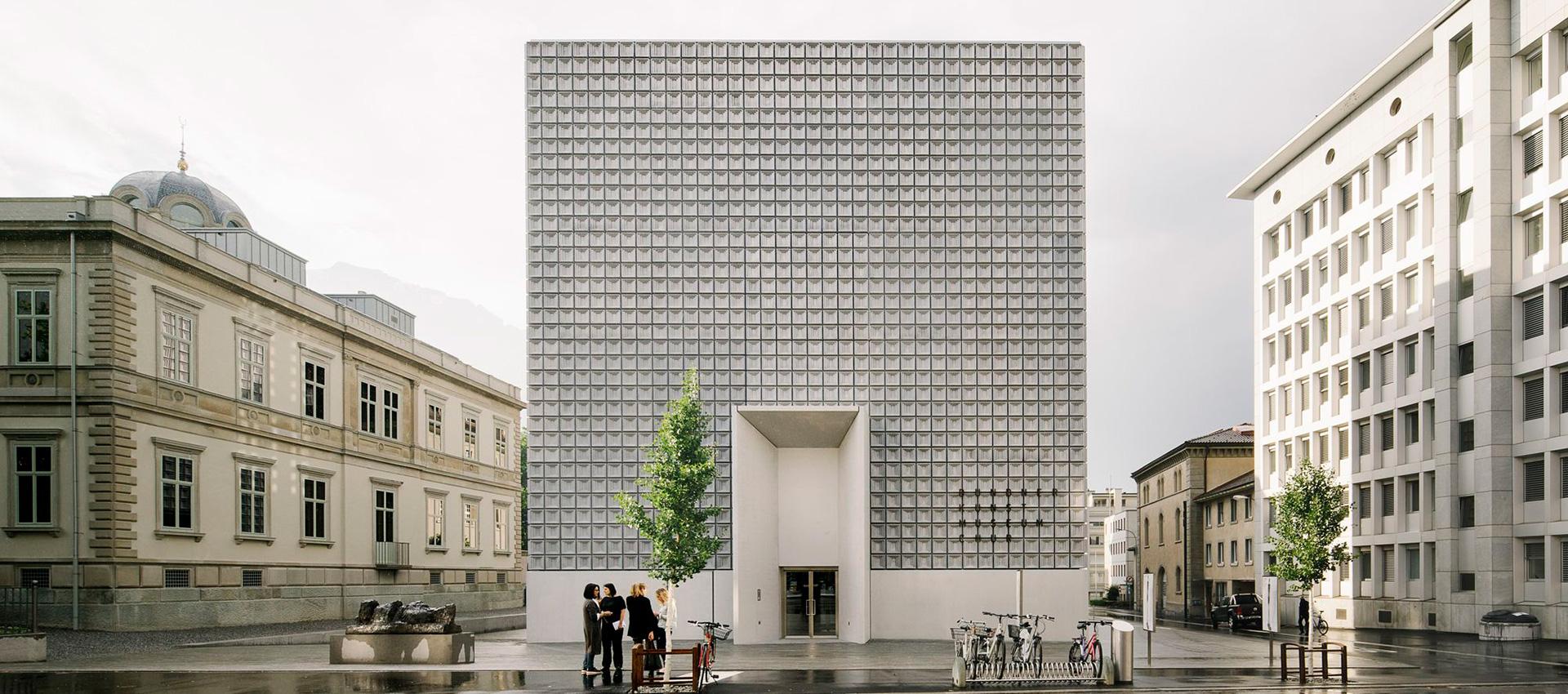 Bündner Kunstmuseum by Barozzi&Veiga. Photography © Simon Menges