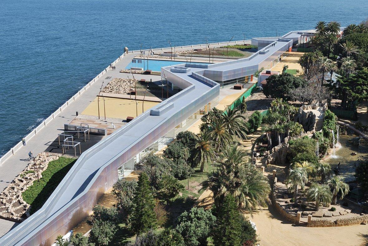 Edificio Mirador y de Protección del Parque Genovés por José Luis Bezos