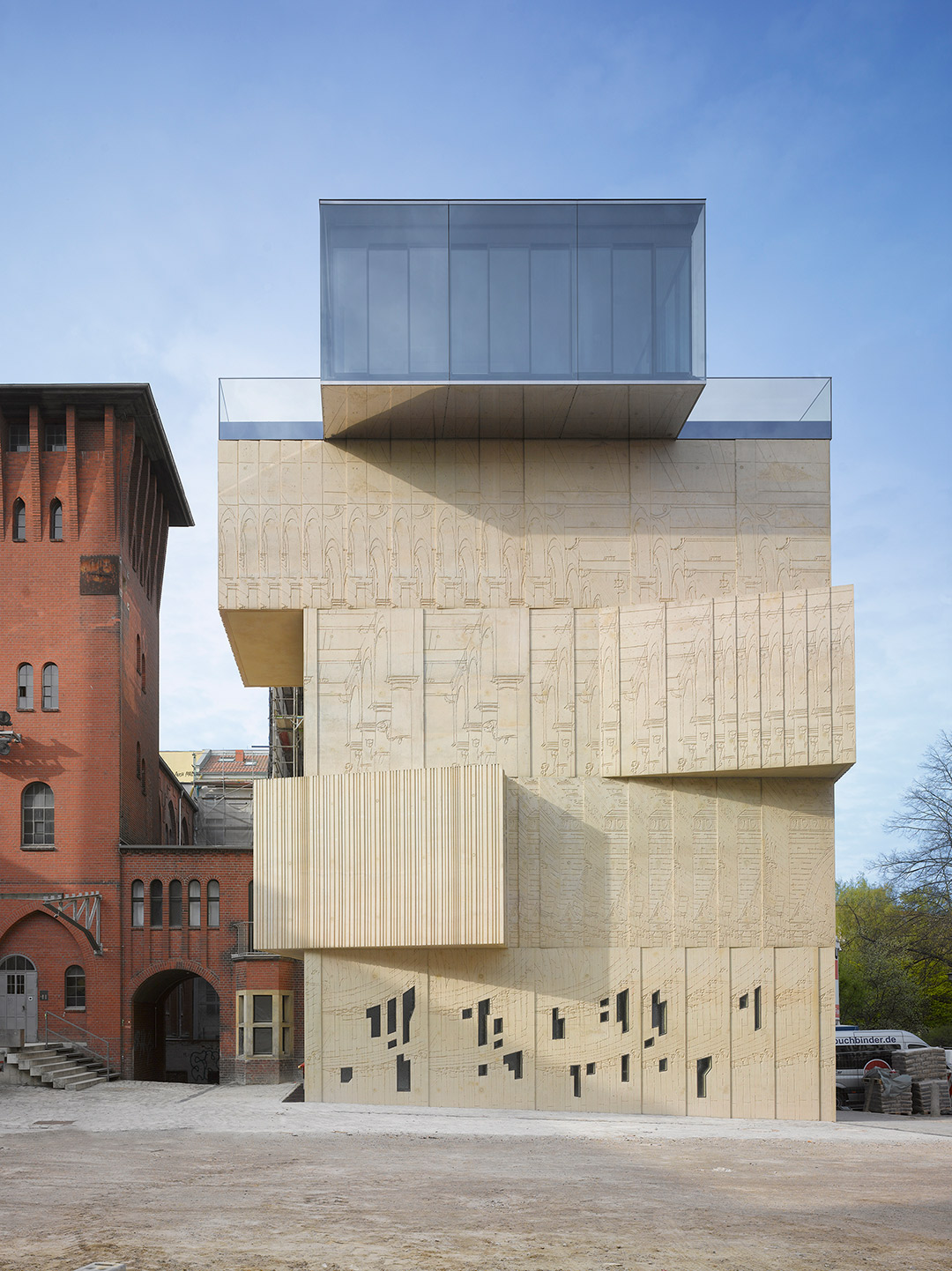 the home of architectural drawing in berlin metalocus