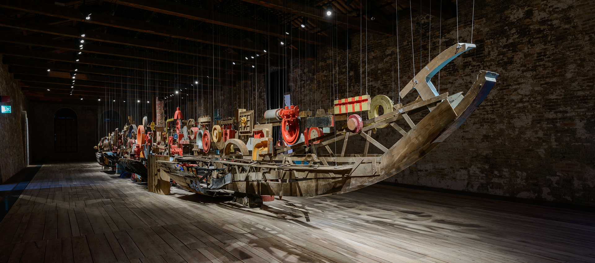 Darzanà. Pabellón turco de la Bienal de Venecia 2016. Imagen cortesía de La Bienal de venecia