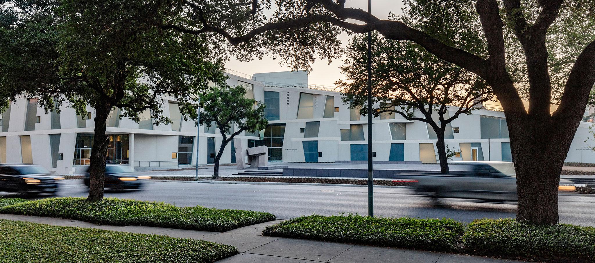 Glassell School of Art, MFAH, por Steven Holl Archiects. Fotografía por Richard Barnes