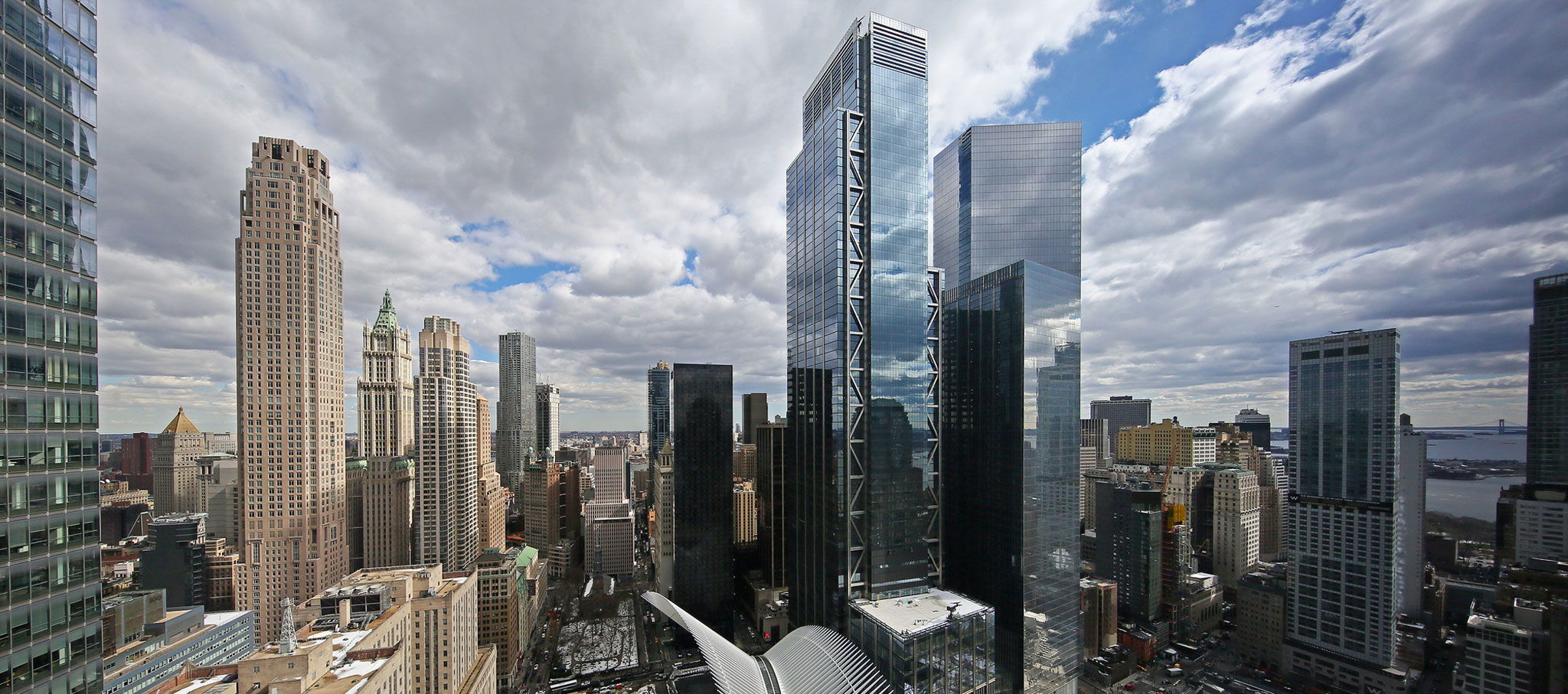 3 World Trade Center por Rogers Stirk Harbour + Partners. Imágen cortesía de World Trade Center
