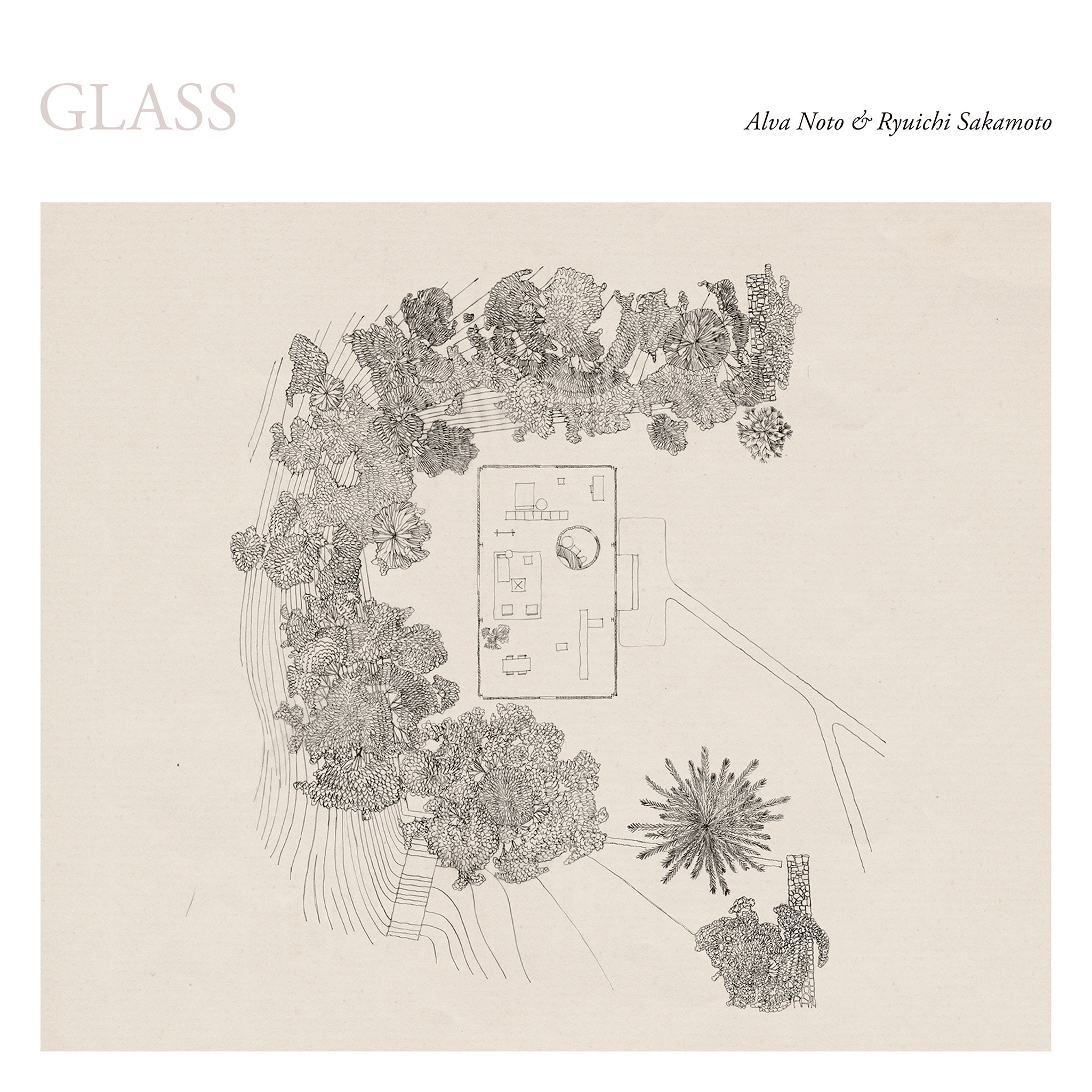 Glass por Alva Noto & Ryuichi Sakamoto