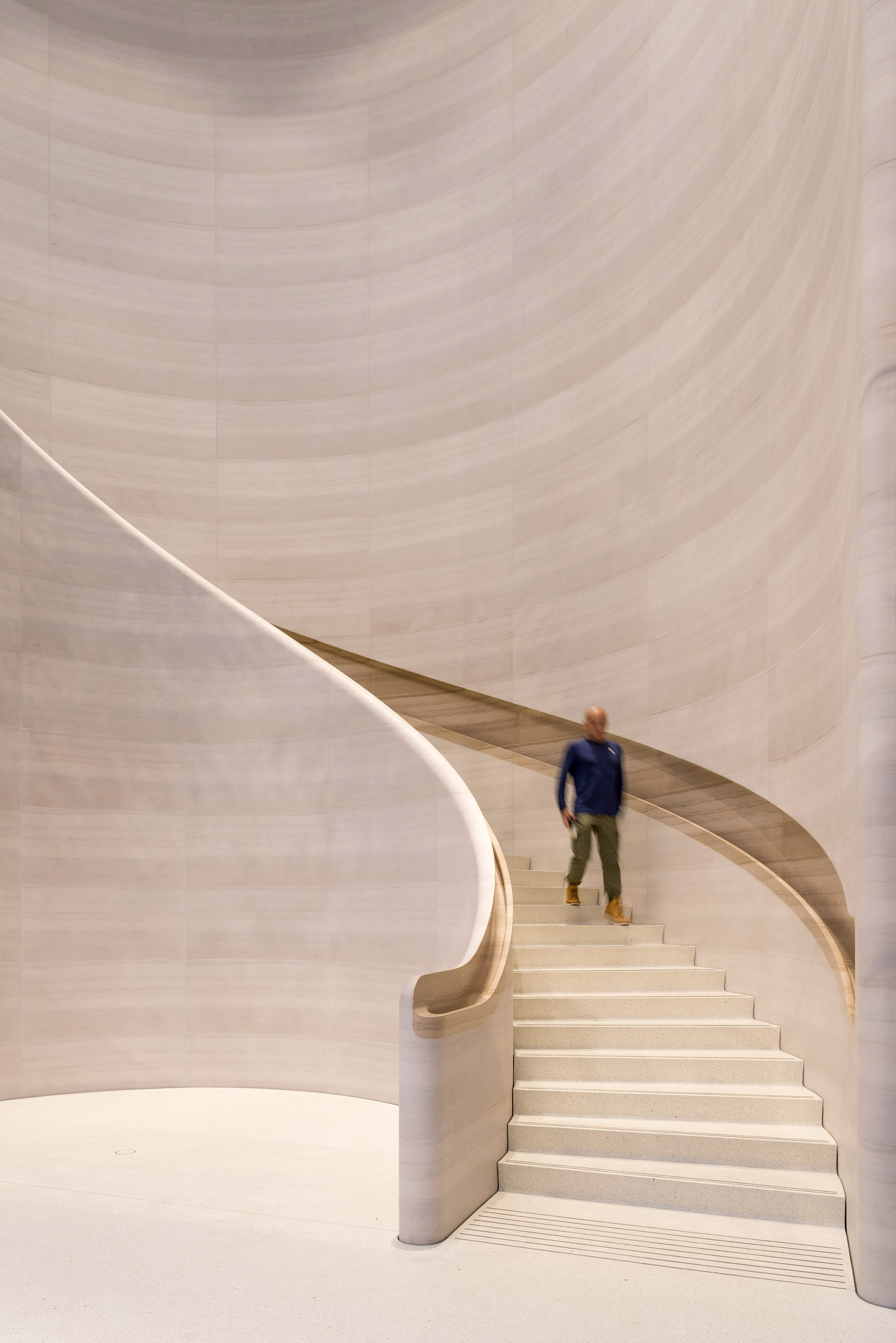 A New Apple Store Designed By Foster Partners Opens In