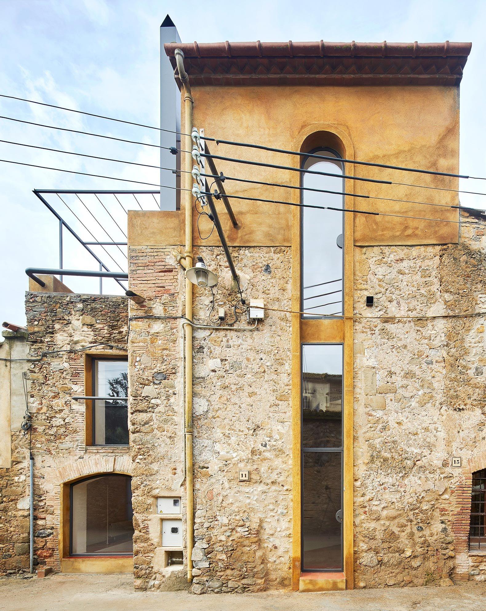Rehabilitación en una vivienda en La Tallada por Arquitectura-G. Fotografía © José Hevia