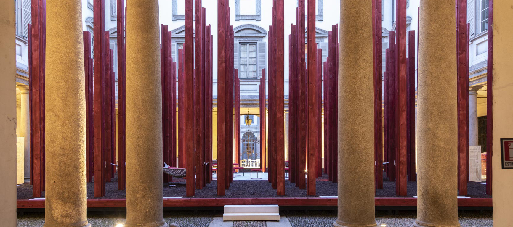 Tempietto nel Bosco by Asif Khan. Photograph by Ruy Teixeira. Image courtesy of Mosca Partners