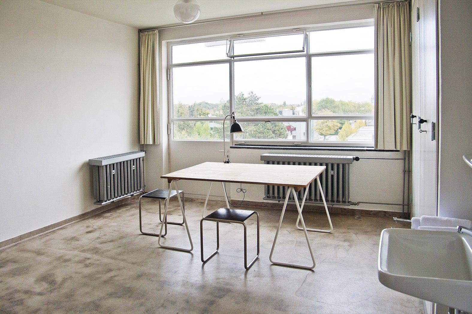 The spirit of bauhaus metalocus - Bauhaus iluminacion interior ...