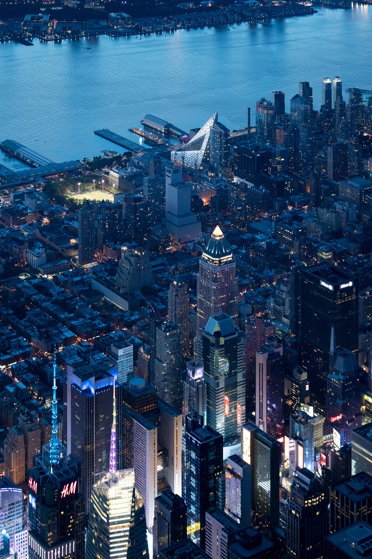 Ganador del Premio Internacional de Rascacielos. VIA 57 West por BIG. Fotografía © Iwan Baan