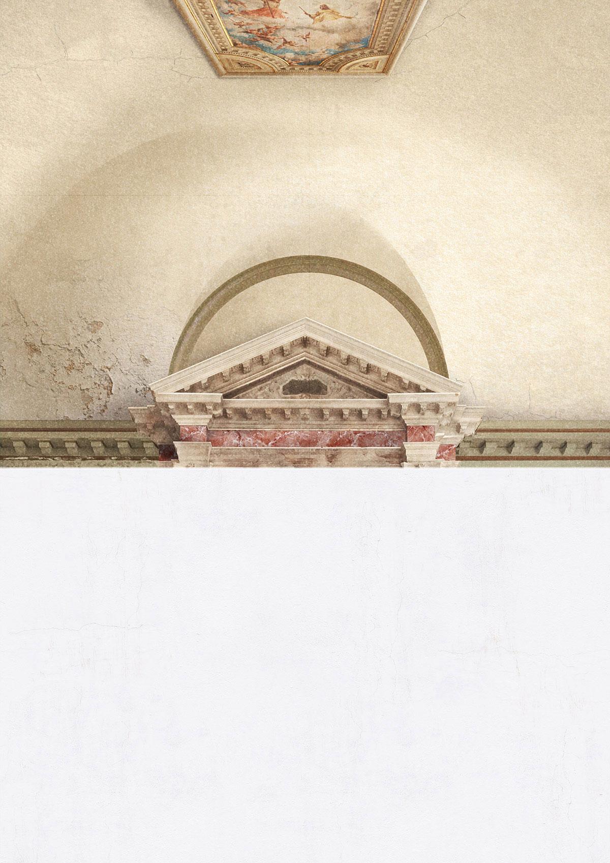 Altar de pared. Weak Monument, Pabellón de Estonia para la XVI Bienal de Arquitectura de Venecia 2018. Cortesía de Weak Monument