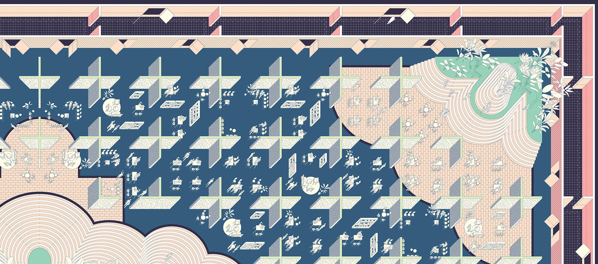 Diseño Floorpaper.- Gonzalo del Val