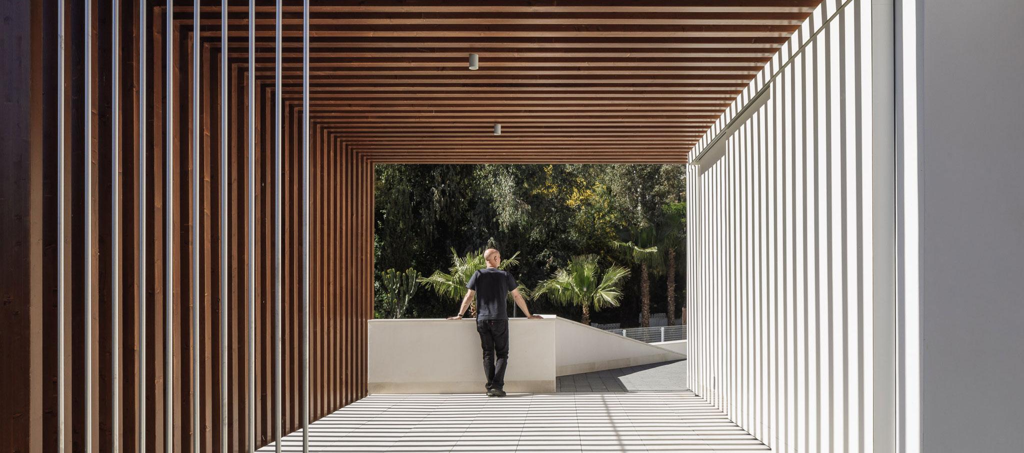 Casa La Yedra por ISMO arquitectura. Fotografía por Fernando Alda