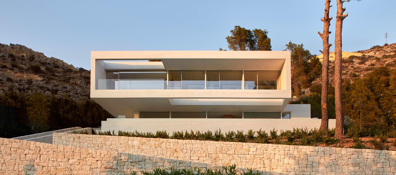 Casa Oslo - Volumen de hormigón, por Ramón Esteve Estudio. Fotografía por Mariela Apollonio
