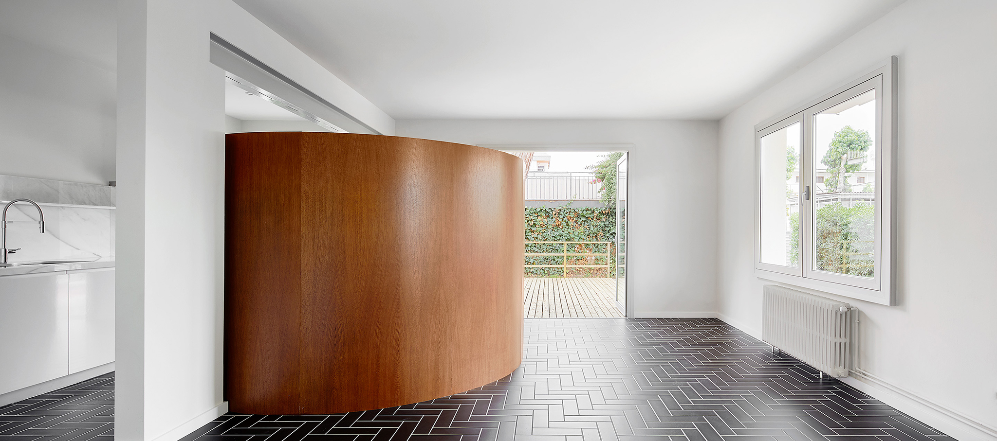 Casa 1016 por Raúl Sánchez architects. Fotografía © José Hevia